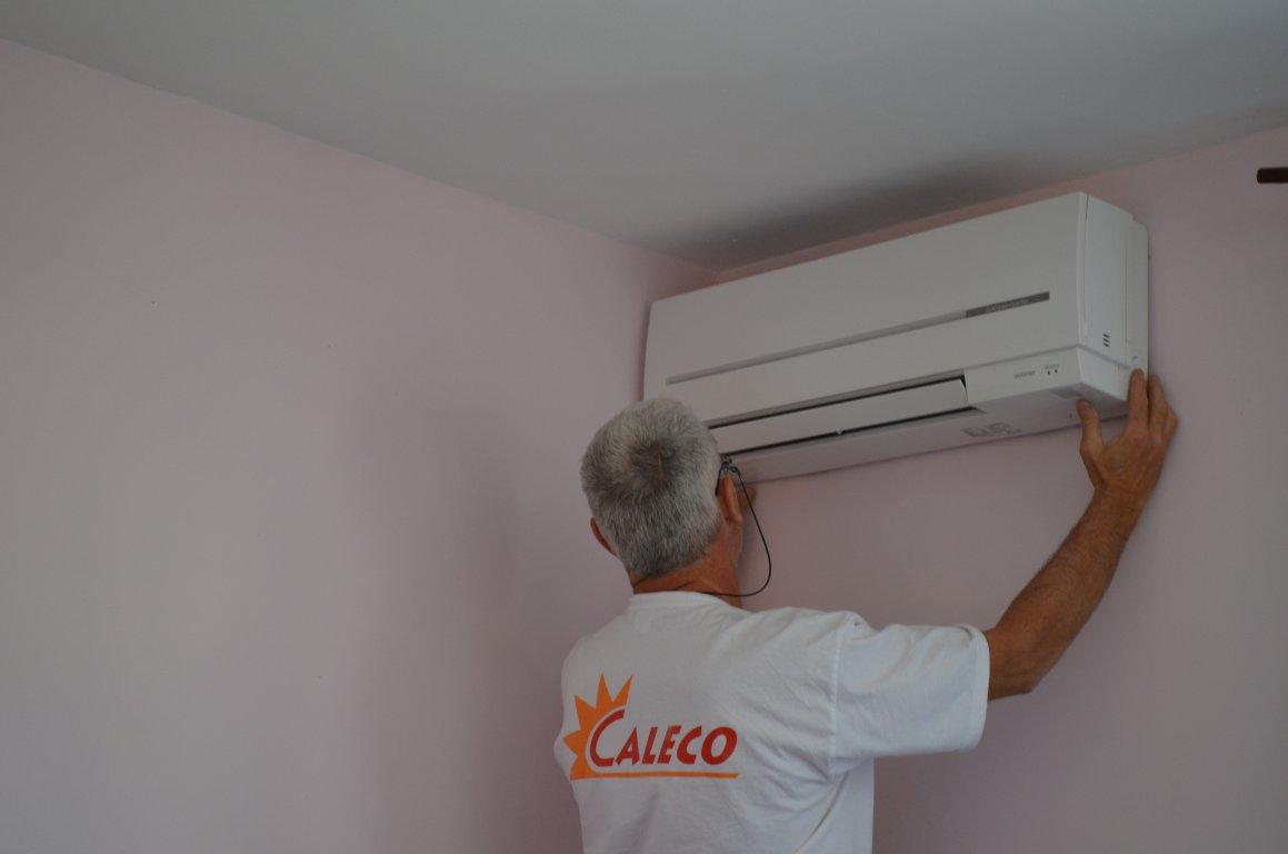 Installer Une Clim Réversible destiné installation climatisation reversible mitsubishi dans une maison à