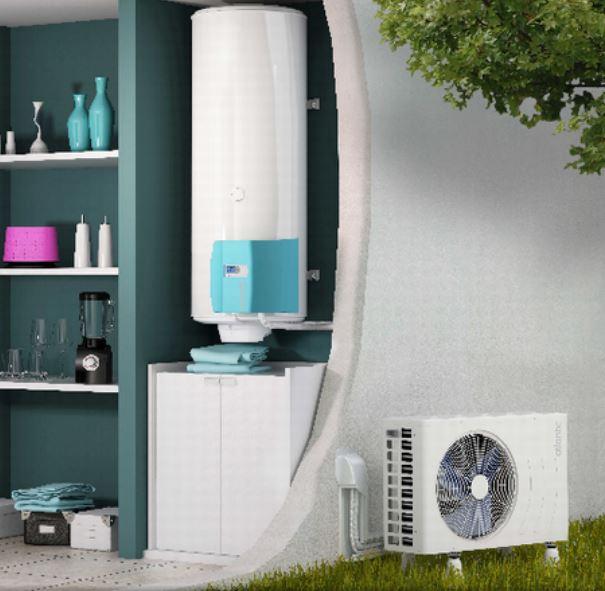 Vente et installation chauffe eau thermodynamique entreprise chauffage hy res caleco - Installation chauffe eau thermodynamique ...