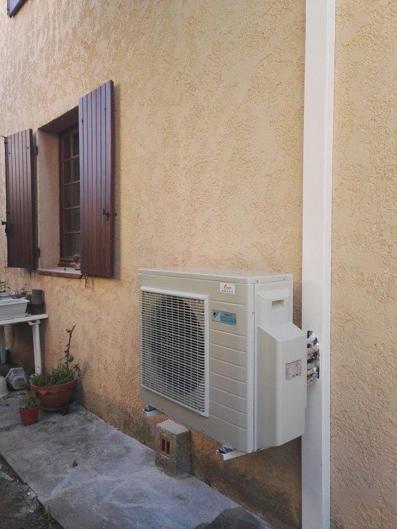 chauffage climatisation daikin mitsubishi maison six. Black Bedroom Furniture Sets. Home Design Ideas
